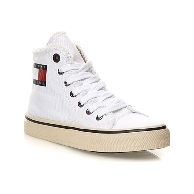 Tommy Hilfiger BASKETS MONTANTES BLANC Chaussure France_v11433