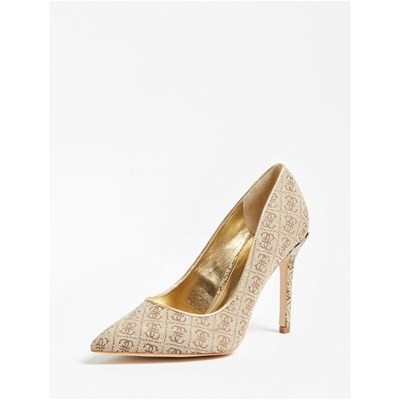 Guess ESCARPINS BEIGE Chaussure France_v9721