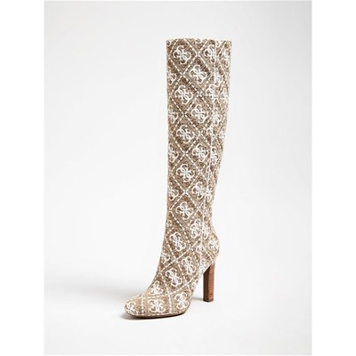 Guess BOTTES BEIGE Chaussure France_v17719