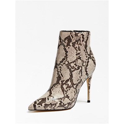 Guess BOTTINES BEIGE Chaussure France_v17239