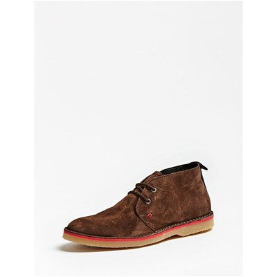 Chaussures Homme | Guess ALEX DERBIES MARRON