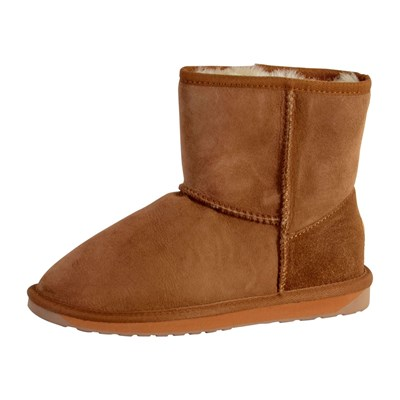 Chaussures Femme | Emu BOOTS NOISETTE