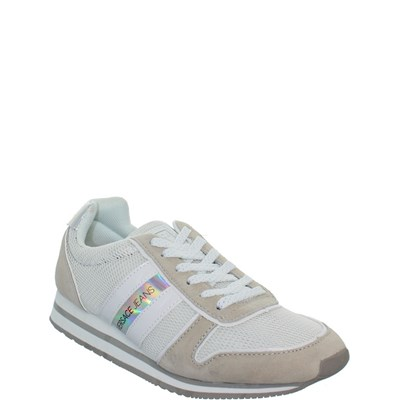 Chaussures Femme | Versace Jeans REF_SWI39243 BASKETS BASSES BLANC