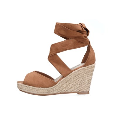 Lily Shoes 183 SANDALES MARRON