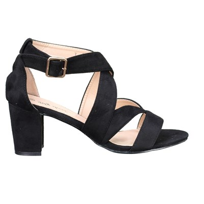 Lily Shoes 617 SANDALES NOIR