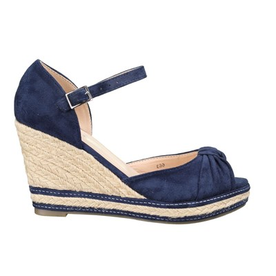 Lily Shoes 663 SANDALES BLEU