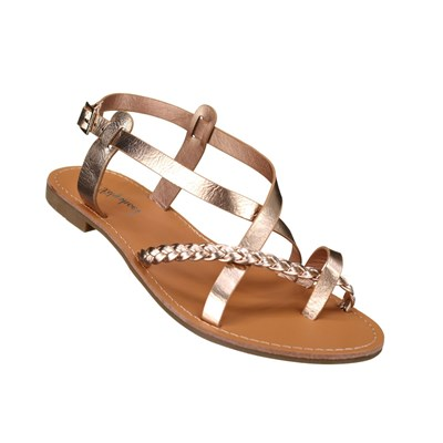 Lily Shoes HY TONGS ROSE Chaussure France_v1172