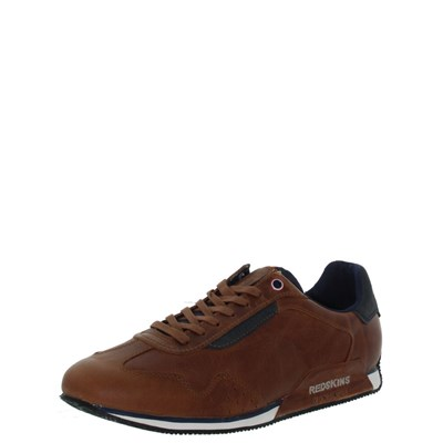 Chaussures Homme | Redskins RADLAN BASKETS BASSES MARRON