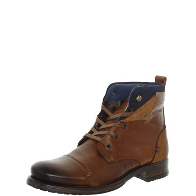 Redskins YEDES CADET BOTTINES MARRON