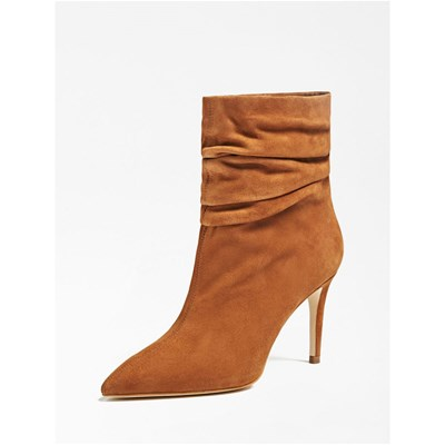 Guess BOTTINES MARRON Chaussure France_v17510