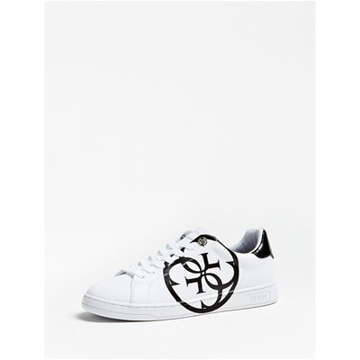 Guess BASKETS BASSES BLANC Chaussure France_v12085