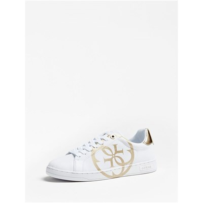 Guess BASKETS BASSES BLANC Chaussure France_v12084