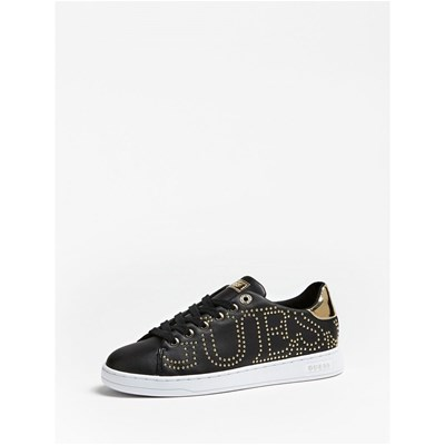 Guess CATER BASKETS BASSES NOIR Chaussure France_v12513