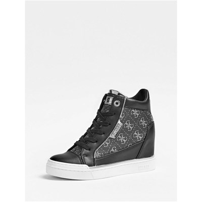 Guess FABIA BASKETS MONTANTES NOIR Chaussure France_v15947
