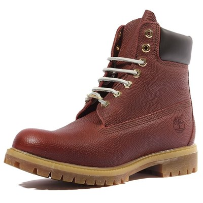 Timberland BOOTS ROUGE Chaussure France_v13847