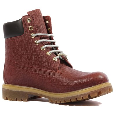 Chaussures Homme | Timberland 6 IN PREMIUM BOOTS ROUGE