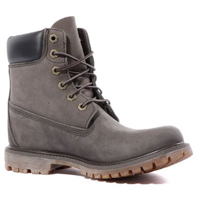 Timberland 6 IN PREMIUM BASKETS BASSES GRIS