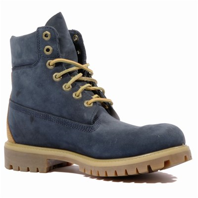 Chaussures Homme | Timberland 6 IN PREMIUM BOOTS BLEU