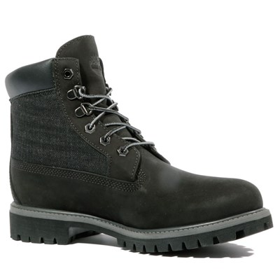 Timberland 6 IN PANEL BOOTS NOIR