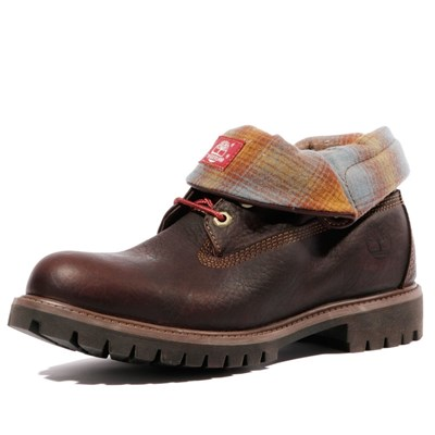 Chaussures Homme | Timberland ROLL TOP L/F BOOTS MARRON