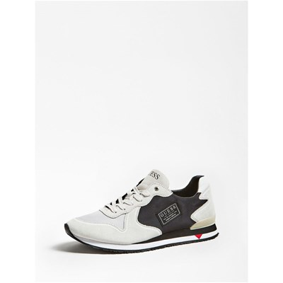 Chaussures Homme | Guess BASKETS BASSES BLANC