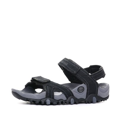 Timberland TONGS NOIR Chaussure France_v4903