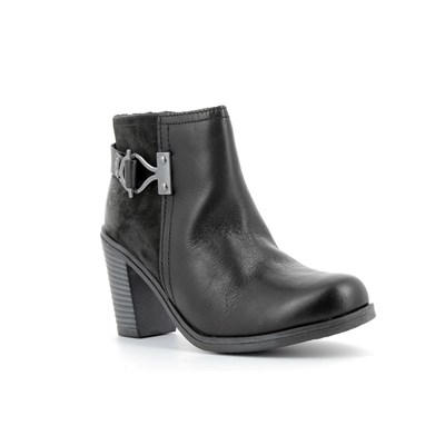 MARCO TOZZI LOW BOOTS NOIR Chaussure France_v8298