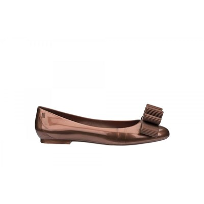 Melissa BALLERINES MARRON Chaussure France_v5512