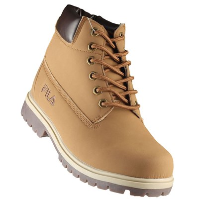 Fila 6IN BOOT HONEY BASKETS MONTANTES BEIGE Chaussure France_v6379