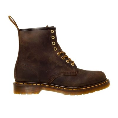 Dr Martens BASKETS MONTANTES MARRON Chaussure France_v18015