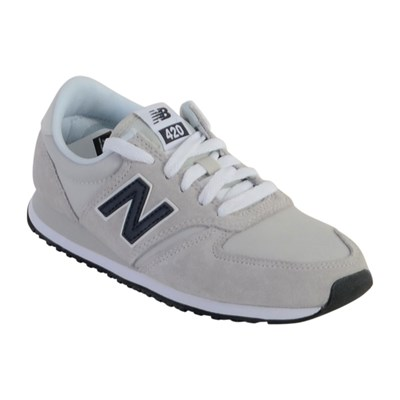 New Balance U420 BASKETS BASSES BLANC