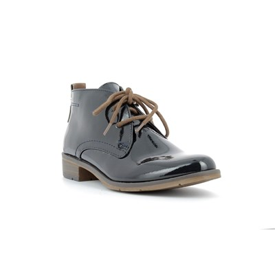 Chaussures Femme | MARCO TOZZI LOW BOOTS BLEU MARINE