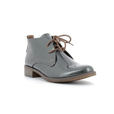 Chaussures Femme | MARCO TOZZI LOW BOOTS ARGENT