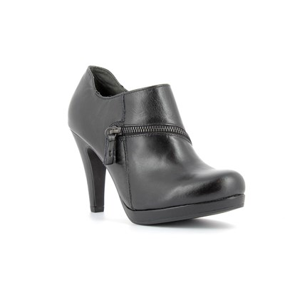MARCO TOZZI LOW BOOTS NOIR Chaussure France_v6092