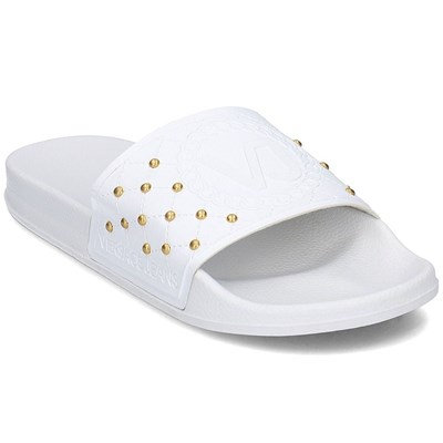 Versace MULES BLANC Chaussure France_v11133