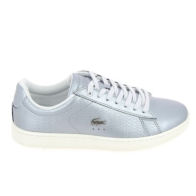 Lacoste CARNABY EVO BASKETS BASSES GRIS