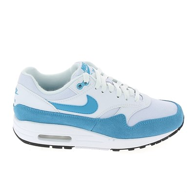 Nike NIKE AIR MAX 1 BASKETS BASSES BLANC