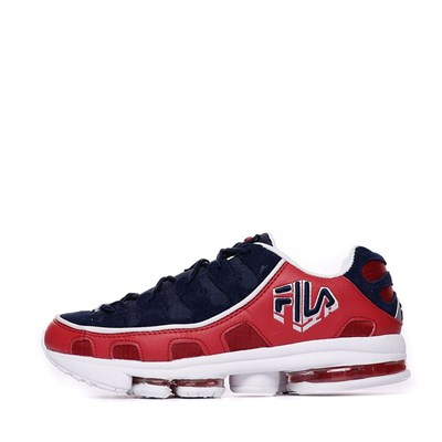 Chaussures Homme | Fila BASKETS BASSES ROUGE