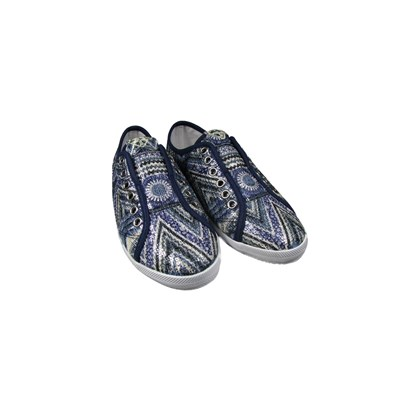 Tamaris SLIP-ON BLEU Chaussure France_v1952
