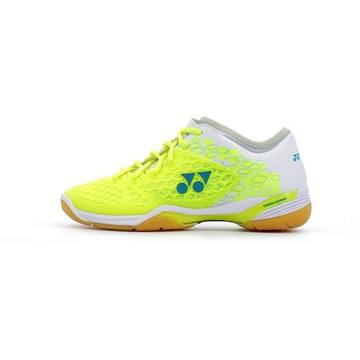 Yonex POWER CUSHION 03 Z FEMME CHAUSSURES DE TENNIS JAUNE Chaussure France_v13483