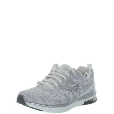 Skechers SKE43222 BASKETS BASSES BLANC