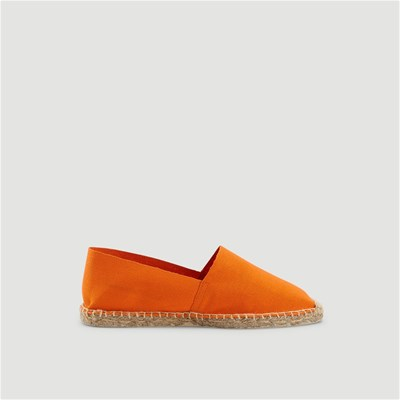 Monoprix ESPADRILLES ORANGE