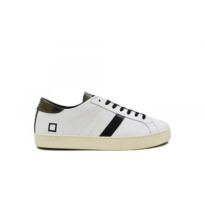 D.a.t.e. BASKETS BASSES BLANC Chaussure France_v11394