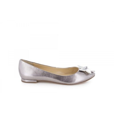 Katy Perry BALLERINES ARGENT