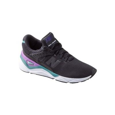New Balance X 90 BASKETS BASSES NOIR Chaussure France_v15782