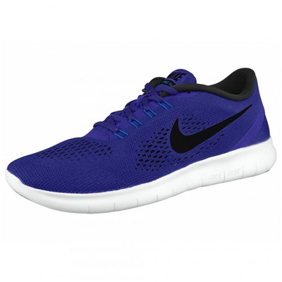 Nike FREE RUN BASKETS BASSES BLEU Chaussure France_v5493