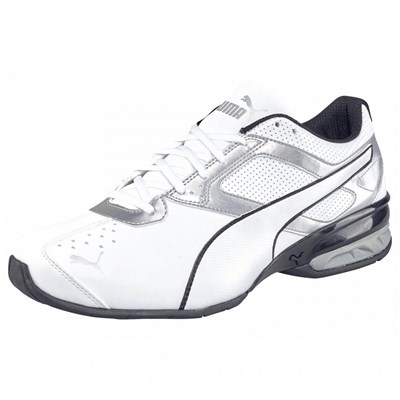 Puma TAZON 6 BASKETS BASSES BLANC Chaussure France_v1616