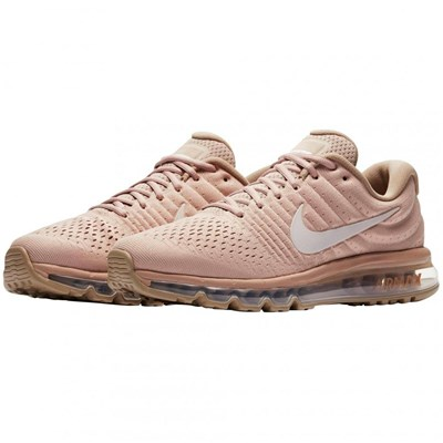 Nike AIR MAX 2017 BASKETS BASSES BEIGE