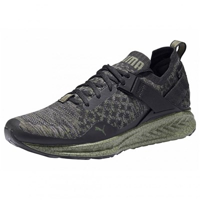 Puma IGNITE EVO KNIT BASKETS BASSES NOIR Chaussure France_v6126