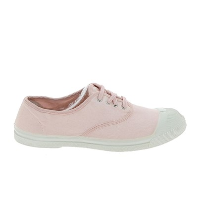 Bensimon BASKETS BASSES ROSE